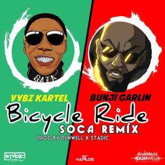 Bicycle Ride (Soca Remix) - Vybz Kartel Lyrics | Reggae Translate